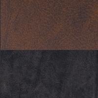 Braunes/Schwarzes Leder  - ALP#005/ALP#001