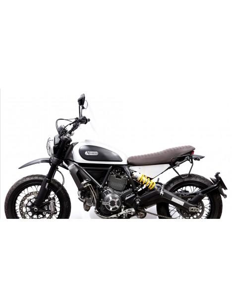 """Selle slim """"Lite"""" Ducati Scrambler"""